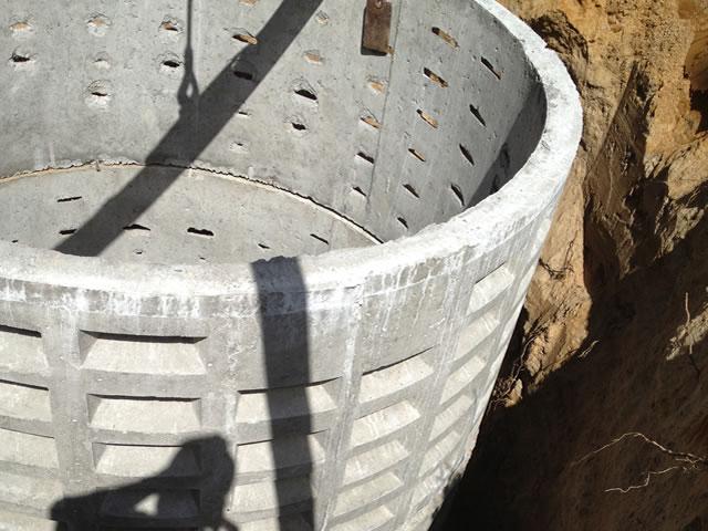 New Cesspool Installation 3